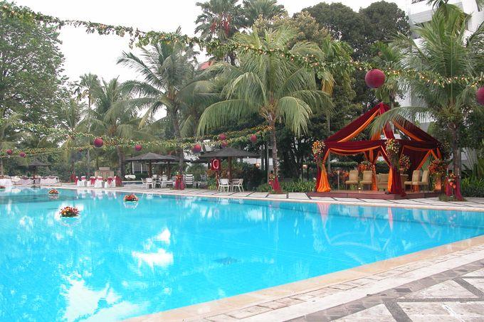 Singosari Room - Pool Side by Hotel Borobudur Jakarta - 007