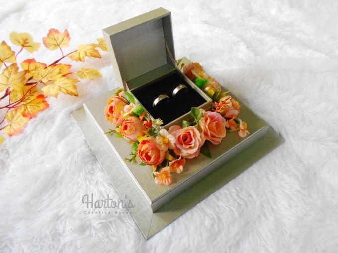 Ring Box by Harton's Creative House - 002