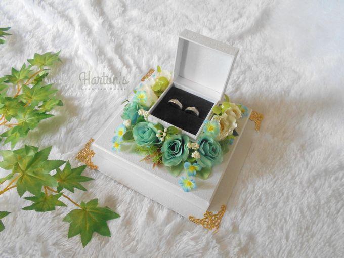 Ring Box by Harton's Creative House - 005