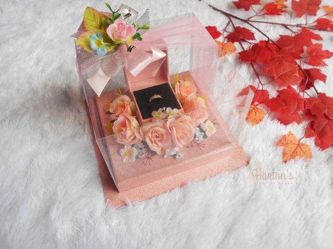 Ring Box by Harton's Creative House - 003