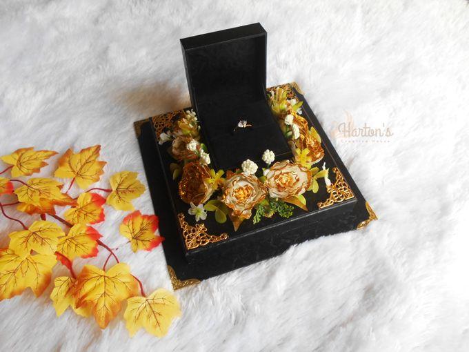 Ring Box by Harton's Creative House - 004