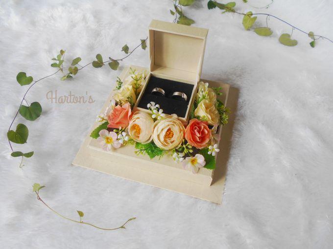 Ring Box by Harton's Creative House - 001