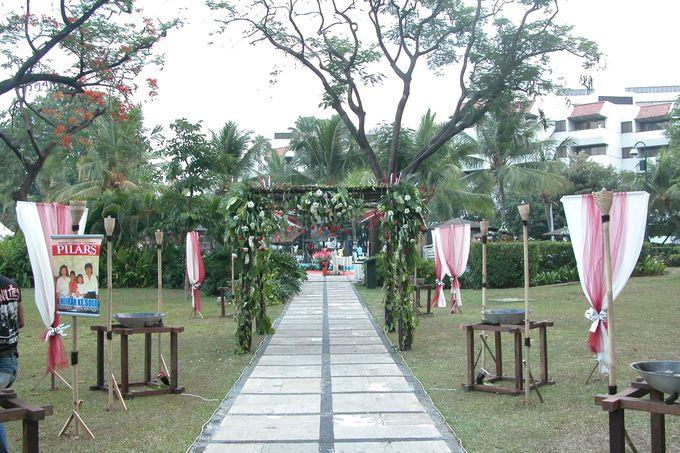 Singosari Room - Pool Side by Hotel Borobudur Jakarta - 012