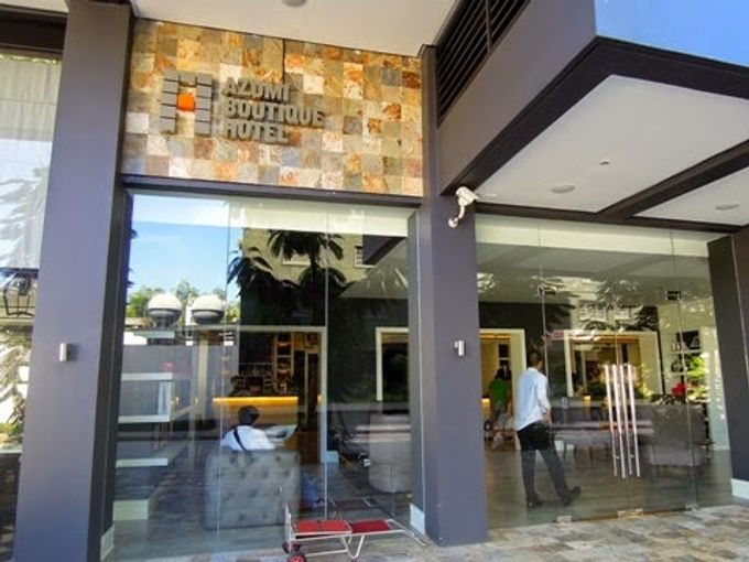 Interior and Exterior Facilities by AZUMI BOUTIQUE HOTEL - 002