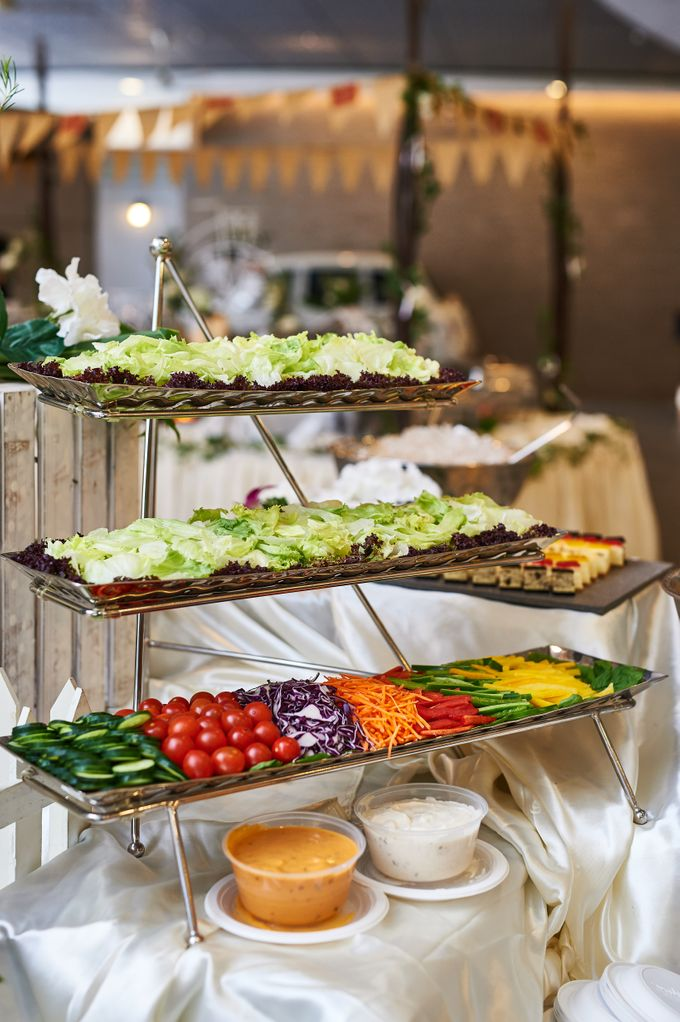 A Vintage Affair by Manna Pot Catering - 033