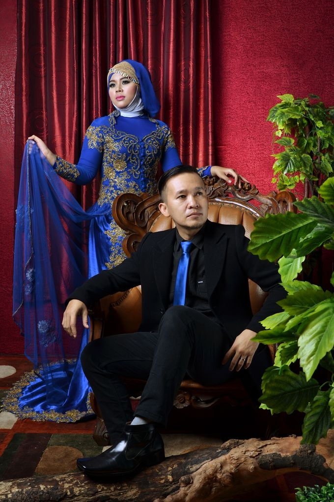 Prewedding Widya & Hafid at Beranda Photo Studio by BERANDA PHOTOGRAPHY - 002
