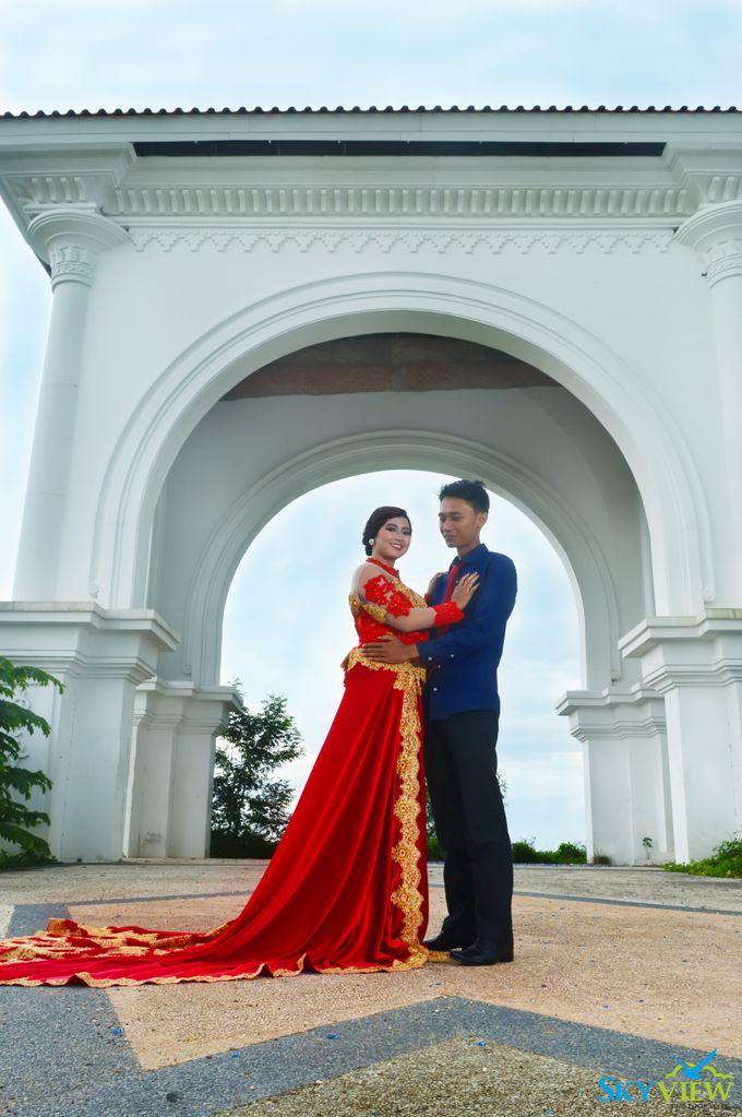 prewedding by skyviewphotography - 002