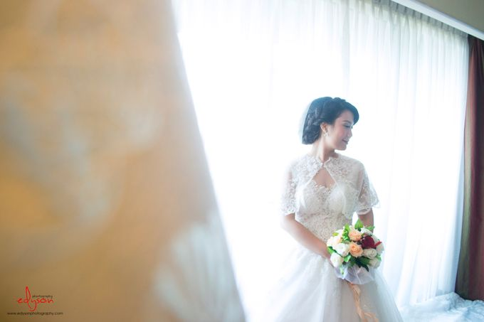 Tedo & Dewi Wedding by edyson photography - 002