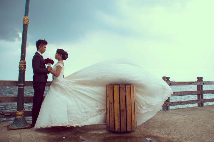 Fika & Ariana Pre Wedding by edyson photography - 001