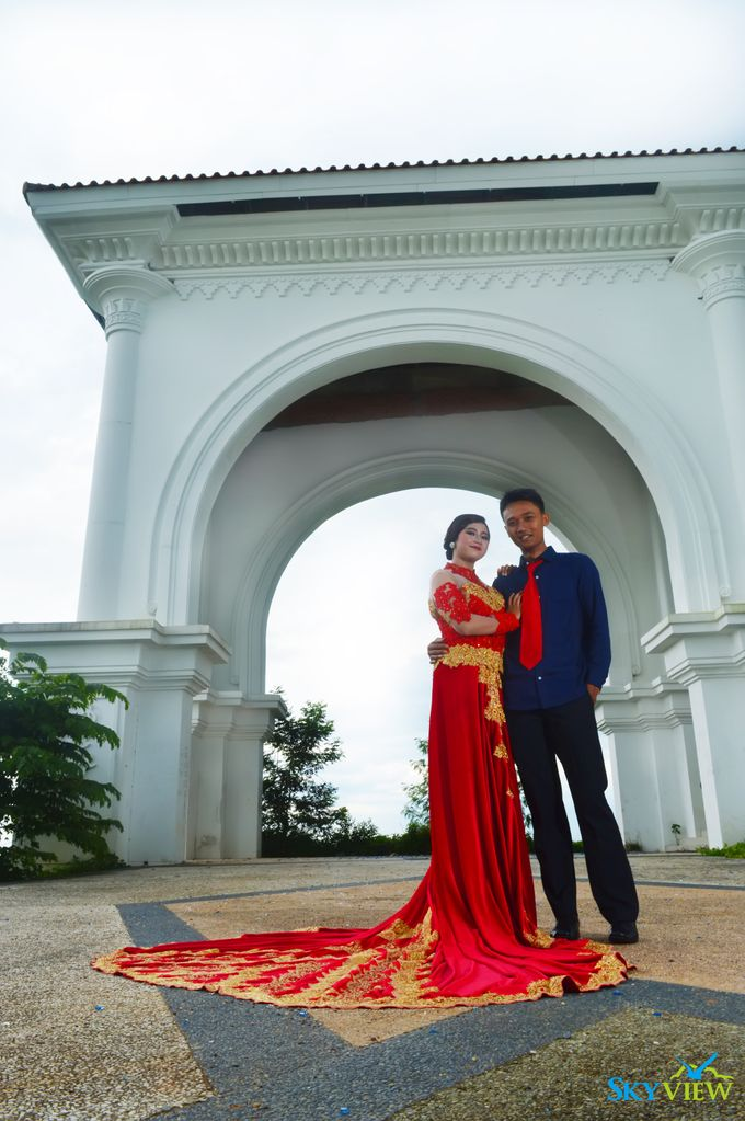 prewedding by skyviewphotography - 004