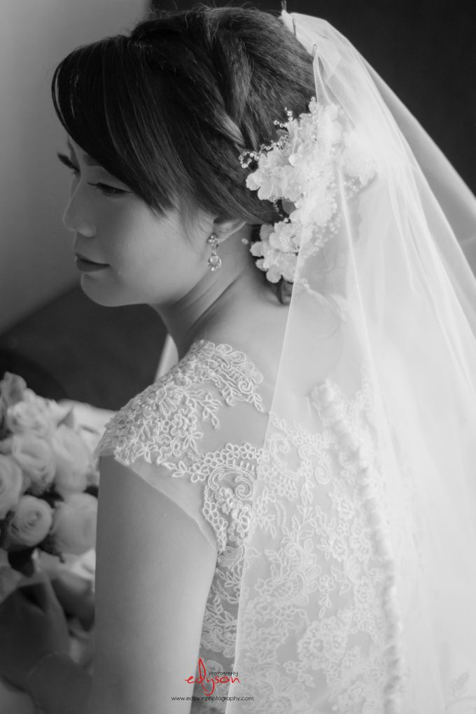 Tedo & Dewi Wedding by edyson photography - 003