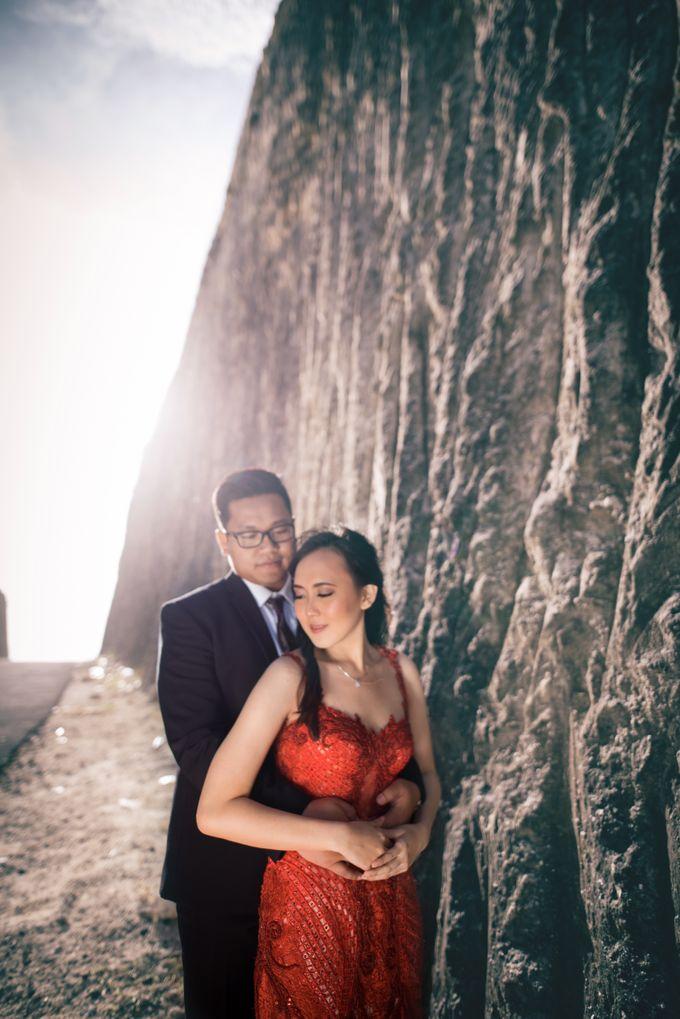 Henry & Friska Bali Pre-Wedding by Picomo - 039