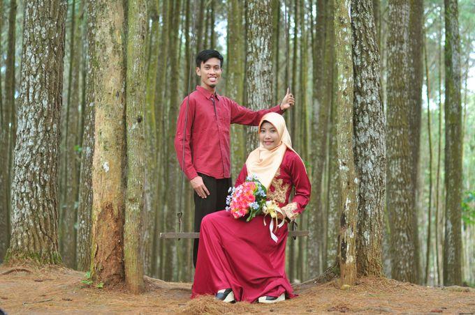Rini and Ikhsan Prewedding by KSA photography - 002