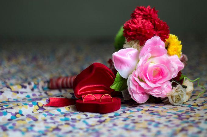 Halym & Rini Wedding Day by edyson photography - 001