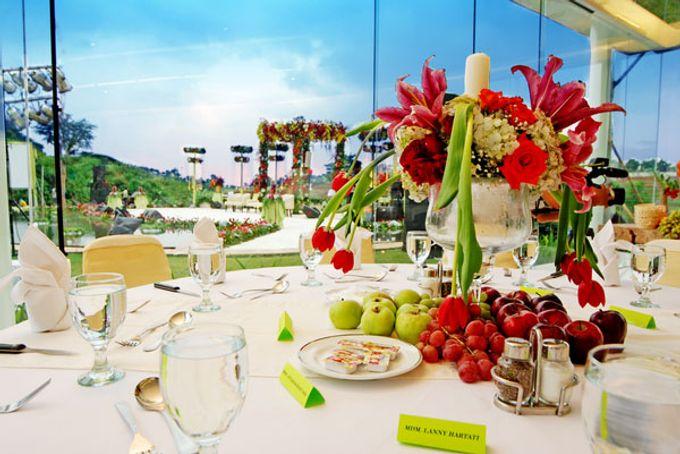 Wedding at On Green by Raffles Hills Cibubur - On Green Garden Venue - 007
