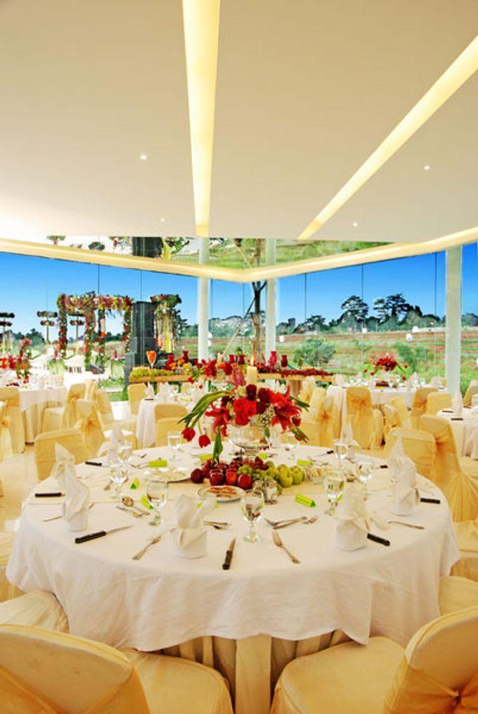 Wedding at On Green by Raffles Hills Cibubur - On Green Garden Venue - 008