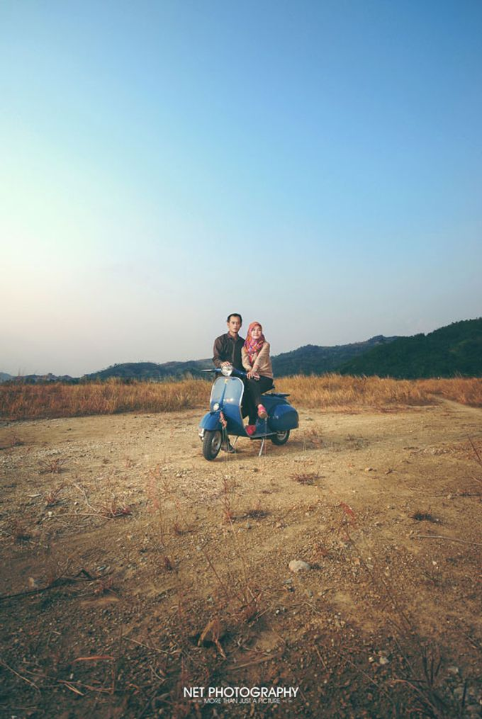 Linanda & Reksi - PREWEDDING by NET PHOTOGRAPHY - 003