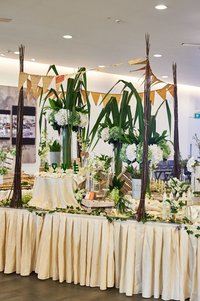 A Vintage Affair by Manna Pot Catering - 010