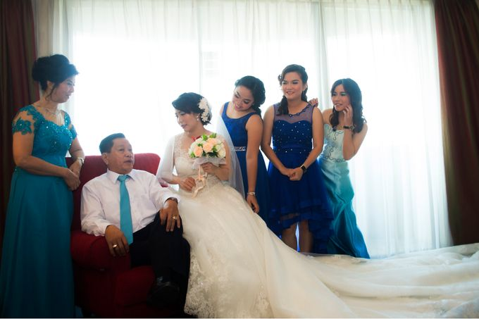 Tedo & Dewi Wedding by edyson photography - 005