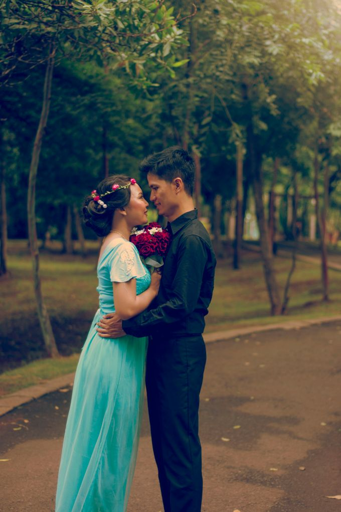 Fika & Ariana Pre Wedding by edyson photography - 004