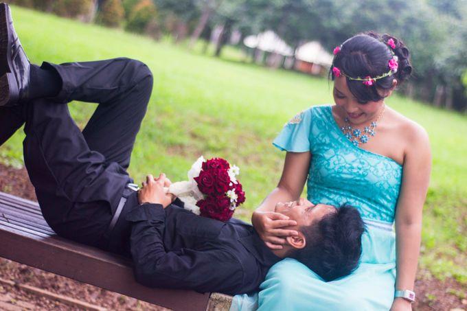 Fika & Ariana Pre Wedding by edyson photography - 005
