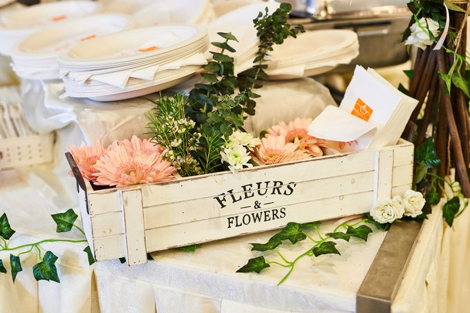 A Vintage Affair by Manna Pot Catering - 016