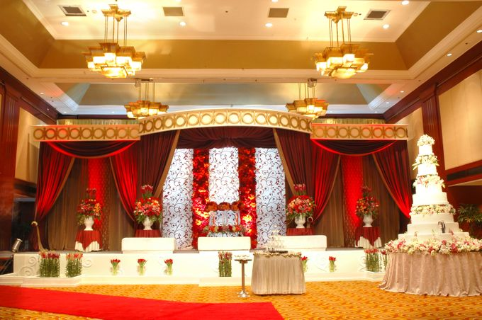 Flores Ballroom by Hotel Borobudur Jakarta - 006