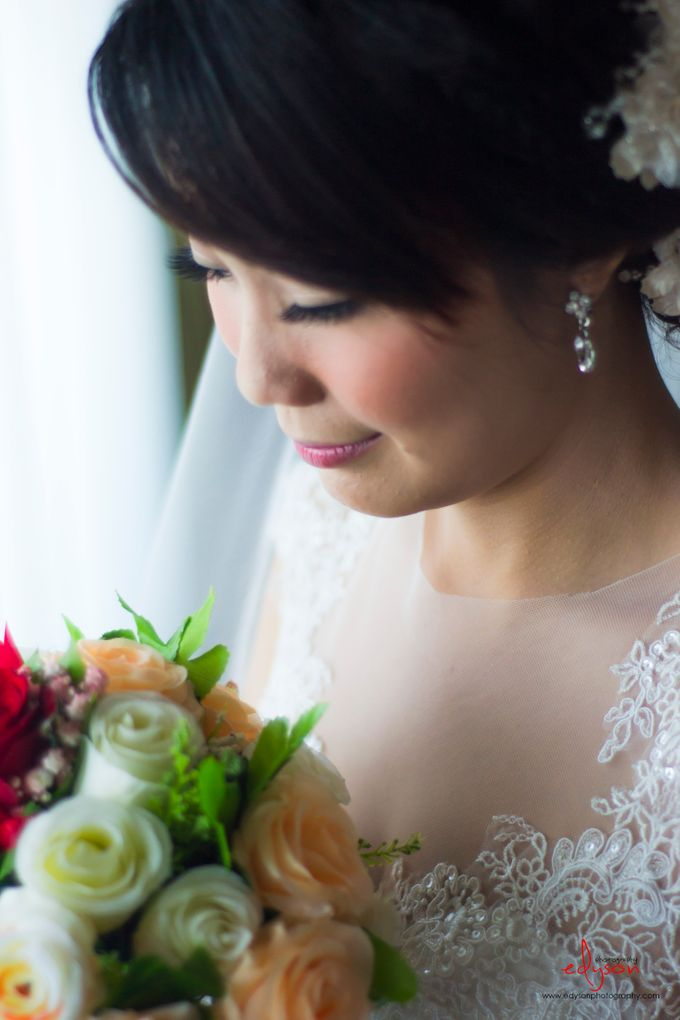 Tedo & Dewi Wedding by edyson photography - 007