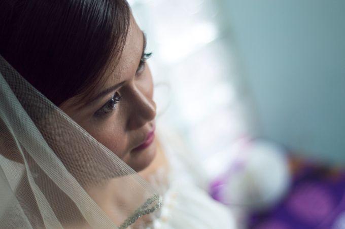Halym & Rini Wedding Day by edyson photography - 005