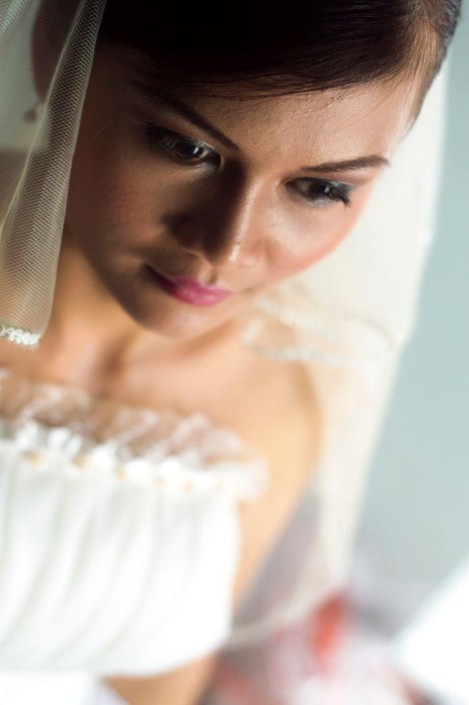 Halym & Rini Wedding Day by edyson photography - 007