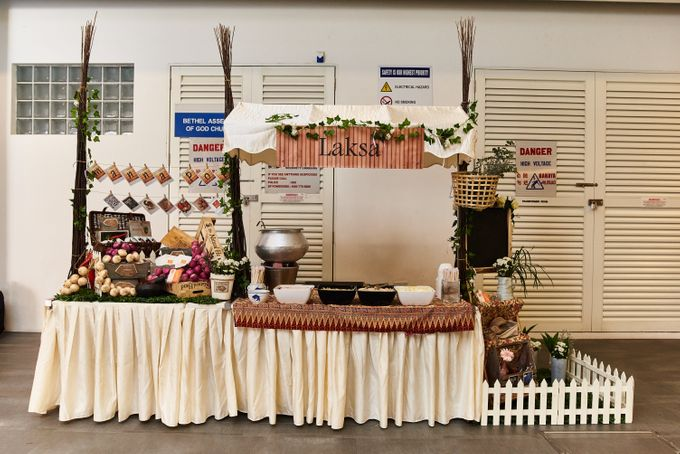A Vintage Affair by Manna Pot Catering - 040