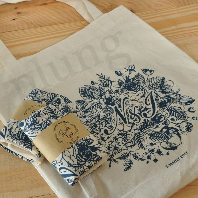 pouch blacu by Plung Creativo - 001