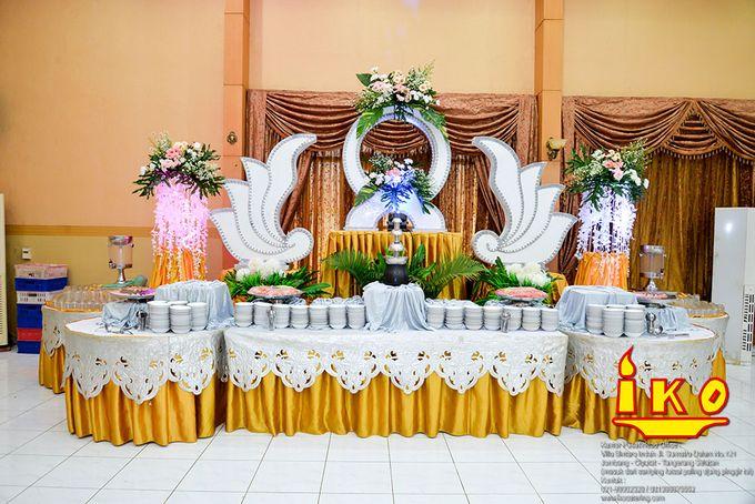 Sweet Corner by IKO Catering Service dan Paket Pernikahan - 011