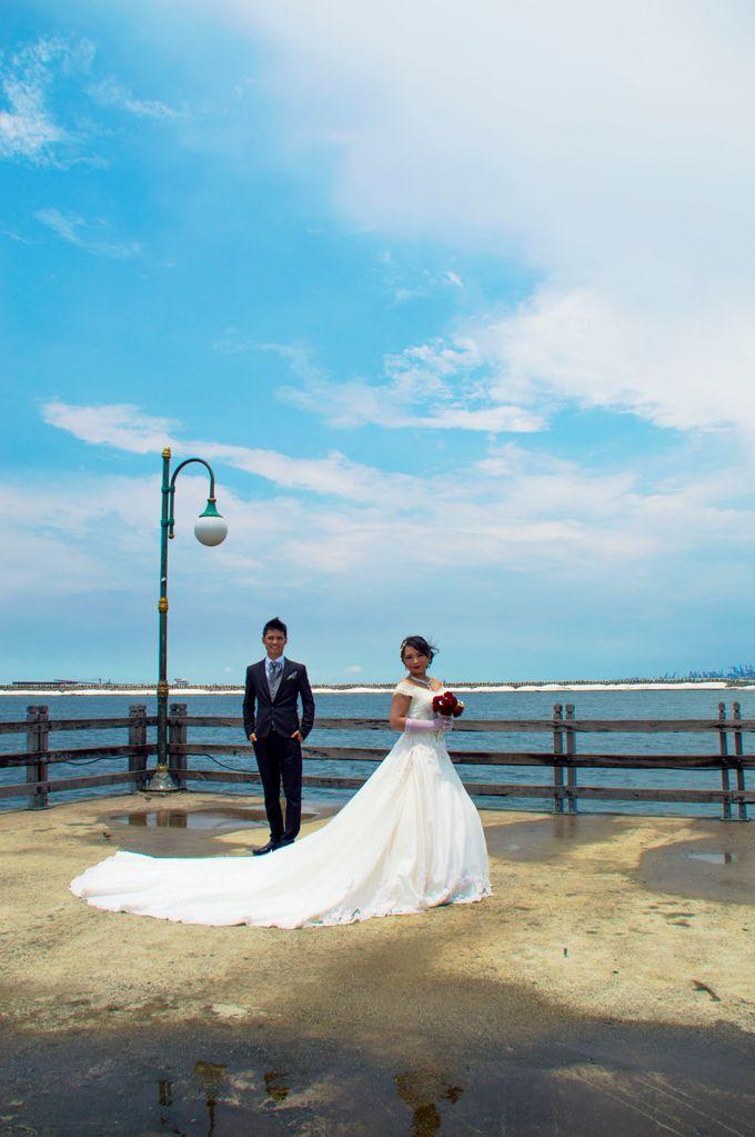 Fika & Ariana Pre Wedding by edyson photography - 002