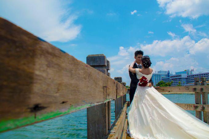Fika & Ariana Pre Wedding by edyson photography - 007