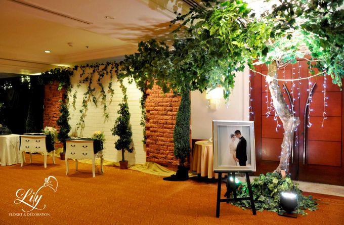 Classic village theme decor by Lily Florist & Decoration - 011
