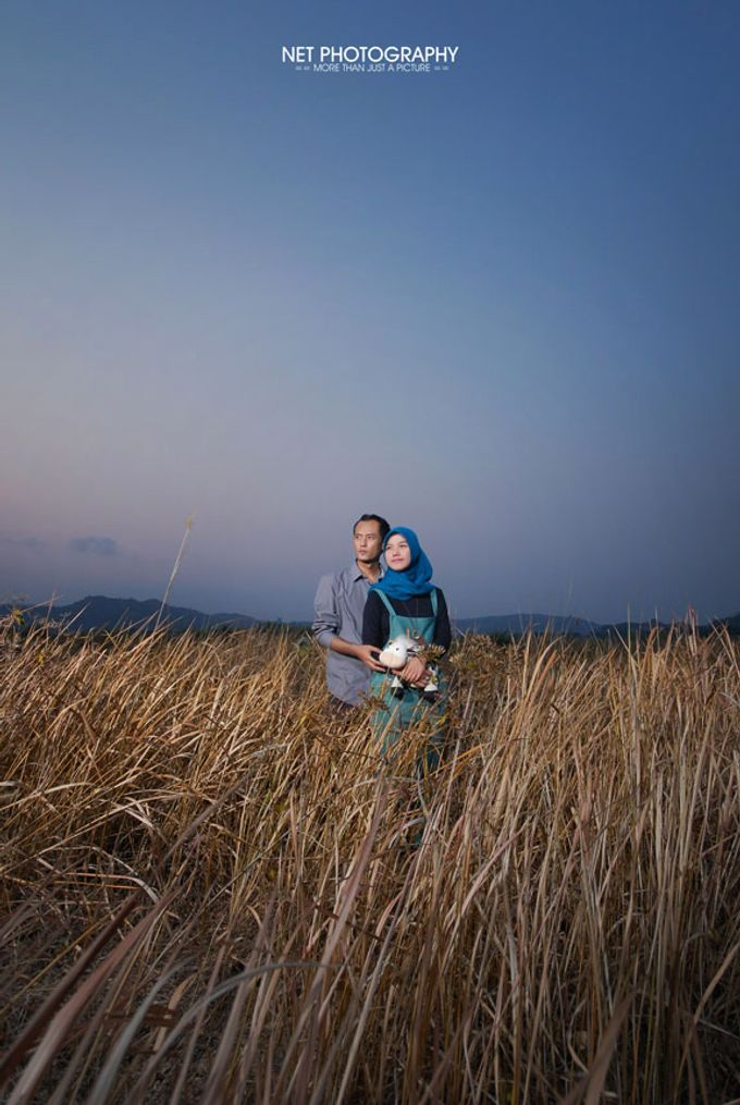 Linanda & Reksi - PREWEDDING by NET PHOTOGRAPHY - 004