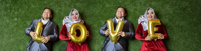 Prewedding Widya & Hafid at Beranda Photo Studio by BERANDA PHOTOGRAPHY - 005