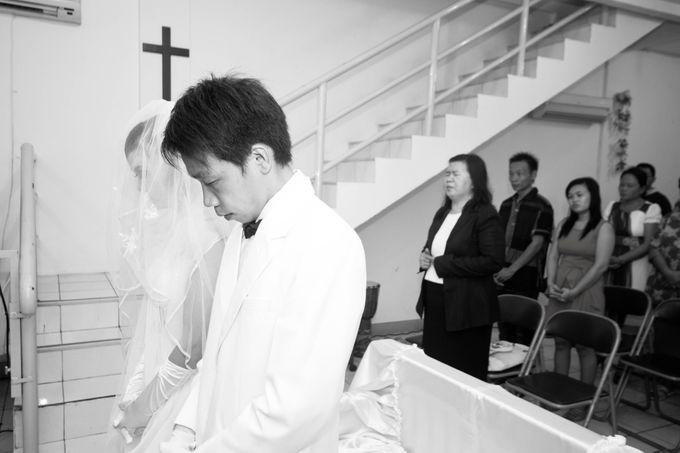 Halym & Rini Wedding Day by edyson photography - 013