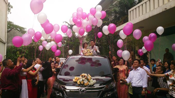 Wedding at swissbellin hotel by X-Seven Entertainment - 007