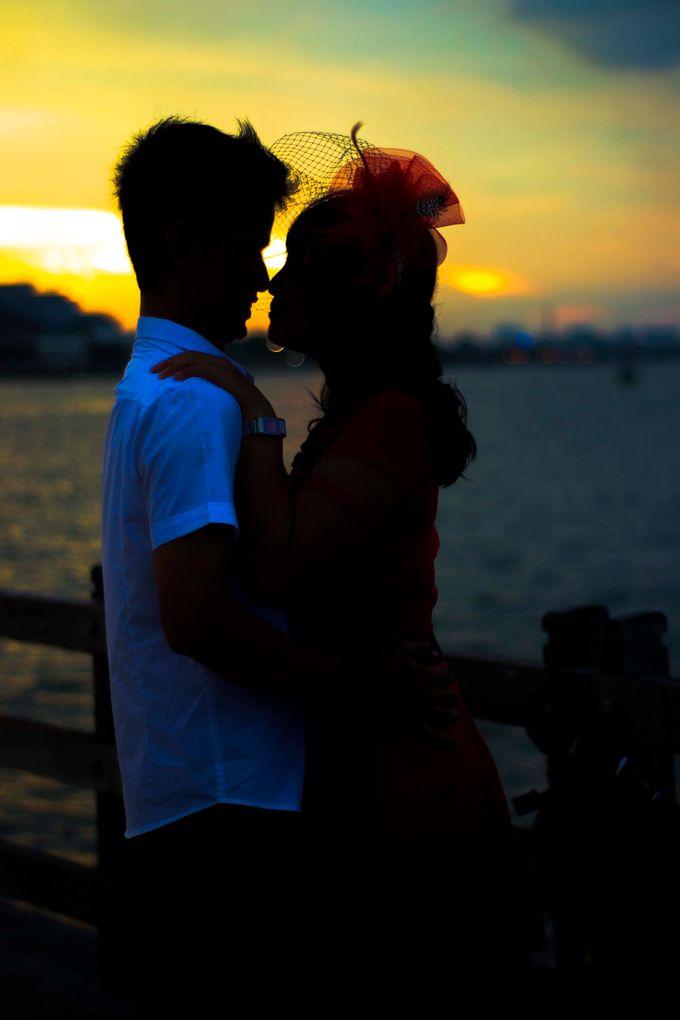 Fika & Ariana Pre Wedding by edyson photography - 008