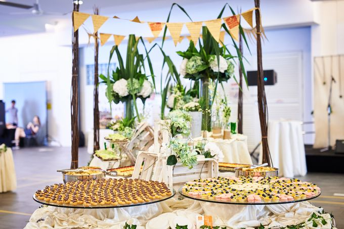 A Vintage Affair by Manna Pot Catering - 042