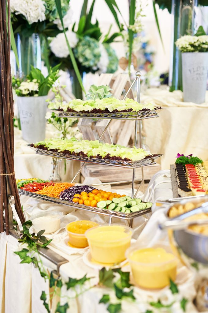 A Vintage Affair by Manna Pot Catering - 043