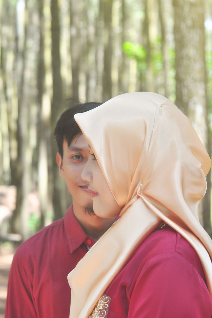 Rini and Ikhsan Prewedding by KSA photography - 001