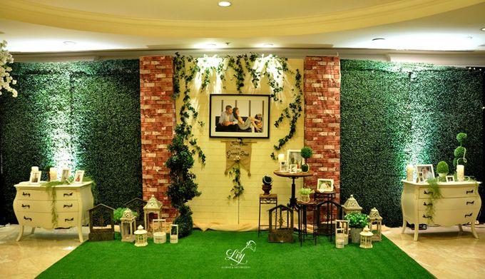 Classic village theme decor by Lily Florist & Decoration - 007