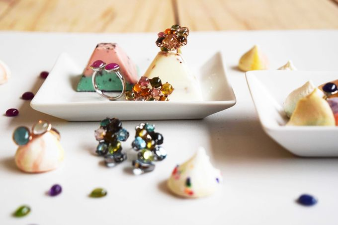 Confetti Series by Vault Fine Jewellery - 001