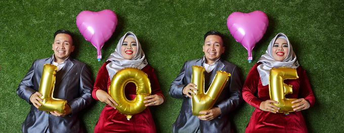 Prewedding Widya & Hafid at Beranda Photo Studio by BERANDA PHOTOGRAPHY - 007
