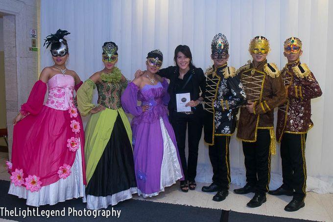 William & Siska Enchanted Wedding by Dome Harvest - 042
