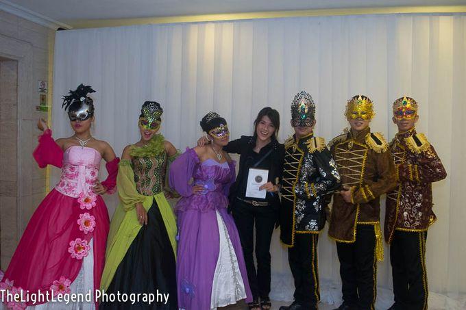 William & Siska Enchanted Wedding by Dome Harvest - 043
