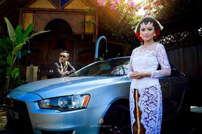Wedding Ekko & Desy by Faust Photography - 011